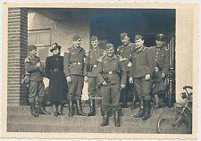 Foto Musikkorps-Luftwaffe  2.WK  (D282)