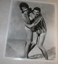 Annette Funicello & Frankie Avalon Publicity Beach Genre Movie 8x10 Still 80's