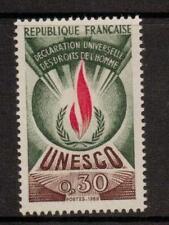 Francia sgu9 1969 UNESCO 30c MNH
