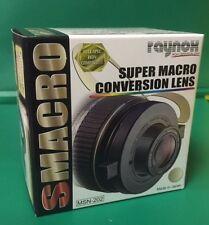 Raynox MSN-202 Macro Lens 52-67mm JVC GZ-HD620 HD300 HD320/GZ-HM200/GZ-HD40
