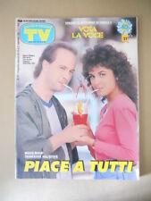 TV SORRISI E CANZONI n°37 1991 Marco Masini Edwige Fenech Karen Mulder [G796]