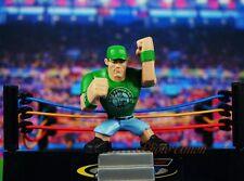 Mattel WWE Wrestling Rumblers Figure Elite John Cena Cake Topper K903 J