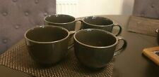 Ikea Large Mug Set of 4, grey, perfect condition as barely used.