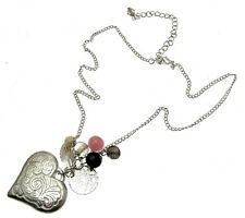 Statement Necklaces For Women Heart Necklaces Heart Jewellery 13617