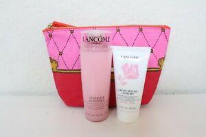 Lancome Creme Mousse Confort w/Rose Cleanser & Tonique Comforting Toner 125ml