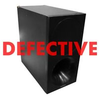 DEFECTIVE Sony CT800 Wireless Subwoofer - Black