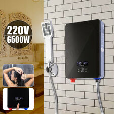 Instant Hot Water Heater Electric Tankless On Demand House Shower Sink   Gift