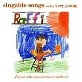 Singable Songs for the Very Young by Raffi (Cassette, Oct-1996, Rounder Records)