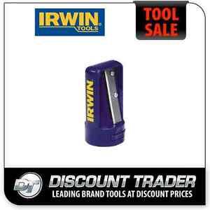 Irwin Carpenter Pencil Sharpener - 233251