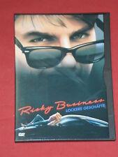 """Tom Cruise,Rebecca De Mornay in """"LOCKERE GESCHÄFTE"""" Erstauflage im Snapper Case"""
