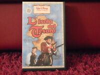 L'ISOLA DEL TESORO - VHS  ottime condizioni ORIGINALE PRIMA STAMPA 1982