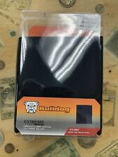 Bulldog BD849 Tactical Black Vertical Nylon Holster Case For Ruger LC9 Glock 42
