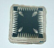 Antique Pin Cushion Religious Theme Folder Type