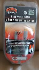GEEK Squad Firewire Gold 6ft 6-4 pin