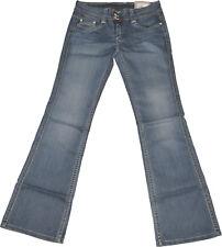 PEPE LONDON Blaze Jeans w28 l32 Stretch vintage bootcut used look NEUF
