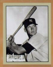 Mickey Mantle NY Yankees/  Lone Star rookie year / MINT Cond FREE SHIPPING
