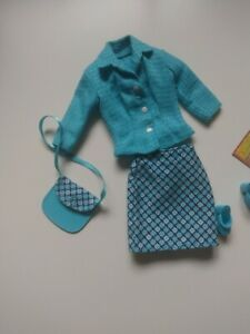 barbie fashion avenue Metro 1999 VHTF Country Club Lunch Complete NO DOLL