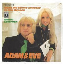 Adam & Eve 1974 : Wenn die Sonne erwacht in den Bergen