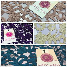 By the Metre Lace Wedding Craft Fabrics
