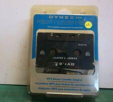 Dynex Dx-Ca103 Mp3 Stereo Cassette Adapter Dg2