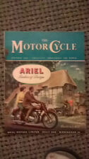 August Motor Cycle Magazines in English
