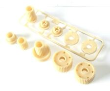 G Parts -gears for Tamiya TL01 TL-01 TL01B MF-01X also HBX TL01 part # 50738