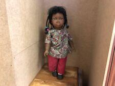 Heidi Ott Vinyl Puppe 42 cm. Top Zustand