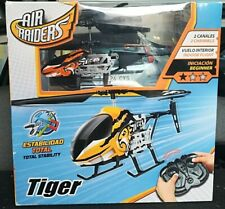 Air Raiders Tiger Helicopter