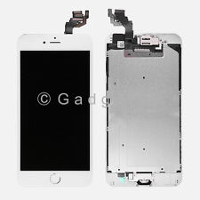 White LCD Screen Touch Screen Digitizer Assembly Replacement For iPhone 6 Plus