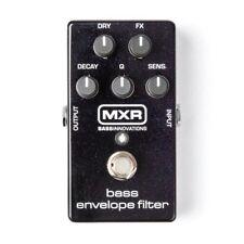 MXR M82 BASS ENVELOPE FILTER Bass Guitar Effect Pedal