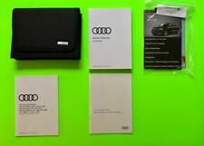2019 Audi Q8 Factory Owner Manual Set & Case *Oem*