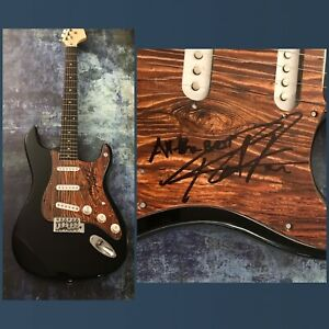 GFA Guns N' Roses Guitarist RICHARD FORTUS Signed Electric Guitar R4 COA