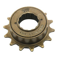 N/&t 24t 34mm 1//2 x 1//8 brown bmx bicycle freewheel single speed