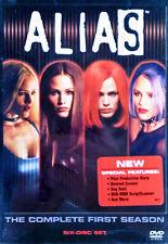 ALIAS - COMPLETE FIRST SEASON - (6) DVD BOX SET - STILL SEALED