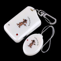 Keychain Anti-Lost Baby Pet Purse Luggage Theft Safety Security Reminder Alarm