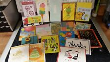Lot of 19 Paper Magic Assorted All Occasion Embellished Greeting Cards NEW