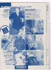 Robe Chemisier Strassée & 15 ouvrages. Décembre 2000,Vintage Neuf non découpé.