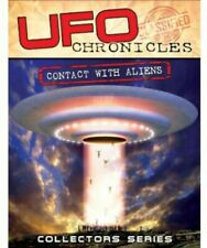 UFO Chronicles: Contact with Aliens (2014, DVD NEUF) (RÉGION 1)