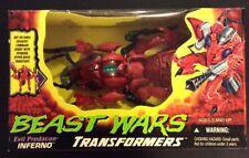 Transformers Beast Wars Evil Predacon Inferno nos 80325/26 NIP Robot ANT