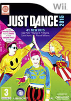Just Dance 2015 Wii (Nintendo Wii, 2014) - Excellent - 1st Class Delivery