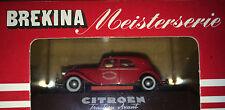 "BREKINA Meisterserie 1405 – Citroën ""SERVICE D´INCENDIE"", H0 1:87, neu +OVP"