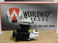 2014 Detroit DD15 Air Compressor w / Pump, Parts # K034655