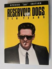 Reservoir Dogs Dvd, 2002, 2-Disc Set, Mr. Blonde 10th Anniversary Ltd Edition