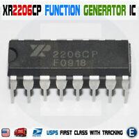 XR2206CP DIP-16 XR2206 2206CP Monolithic Function Generator IC DIP-16 USA