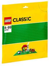 LEGO® Classic 10700 Green Baseplate x2