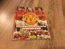 Manchester United Official Sticker Album - 2008/9