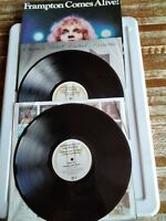 PLAY GRADE NM LP Peter FRAMPTON  COMES ALIVE NO BARCODE INNERS TML -S in matrix