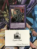 Yu-Gi-OH ! Paladin Des Ténèbres  LCYW-FR048 Secrète Rare 1st