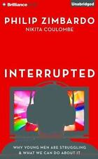 Man, Interrupted : Why Young Men Are Struggling and What We Can Do about It...