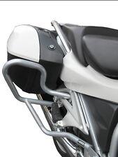 Pare carters Heed BMW R 1200 RT LC (2014 - 2018) argenté arrière protection